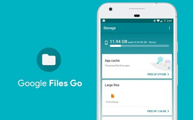 Google's New Files Go App