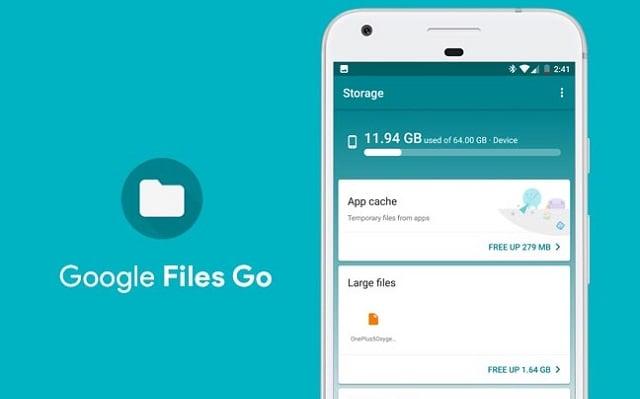 Google's New Files Go App