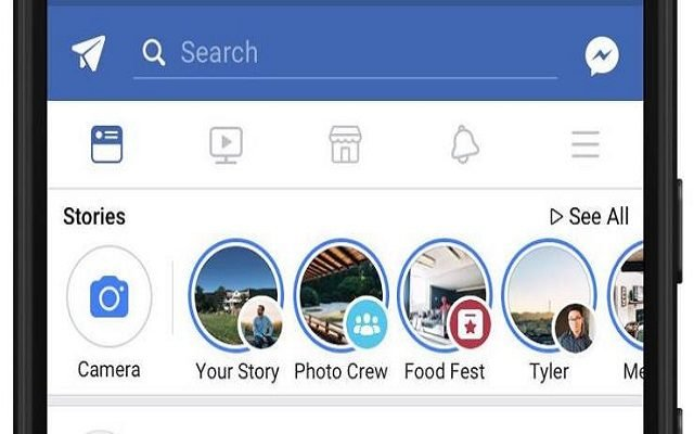 Facebook Supports Collaborative Stories For Groups and Events