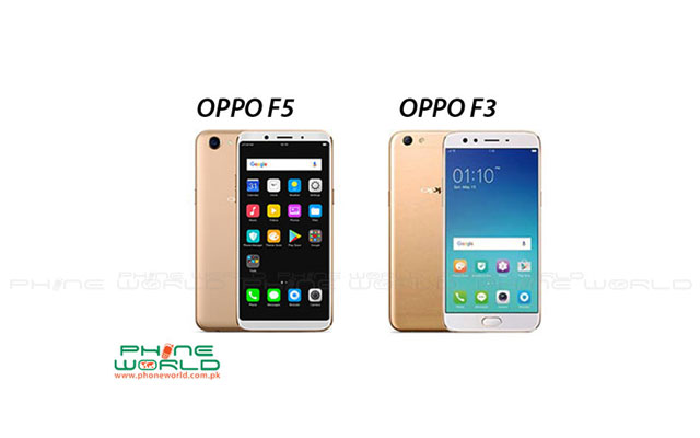 OPPO F3 & OPPO F5: The Major Differences You Need To Know