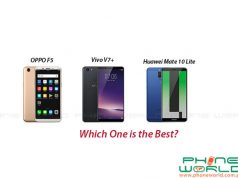 OPPO F5, Vivo V7+, Huawei Mate 10 Lite - Which One is the Best?