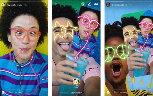Instagram will now Let you Doodle on Your Friend's Photos
