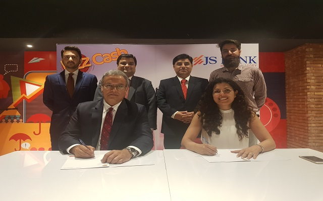 JazzCash & JS Bank to Launch Direct Debit Servicing for the First Time in Pakistan