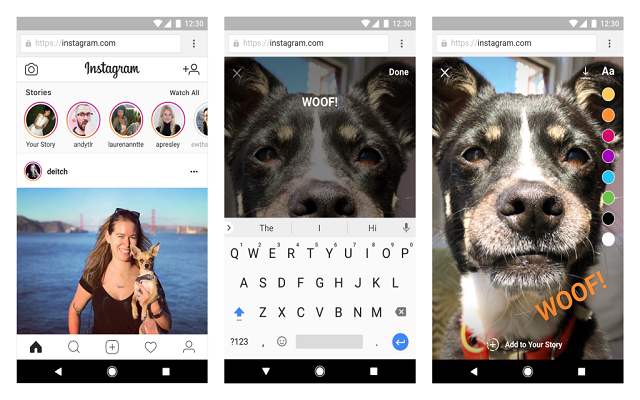 Now Instagram Allows you to Create Stories without App