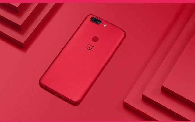 9a8d57af2eb5 Limited Edition Lava Red OnePlus 5T Announced in China - PhoneWorld