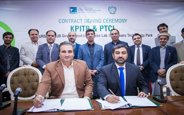 PTCL, KP Government Sign Agreement for Establishment of Incubation Center