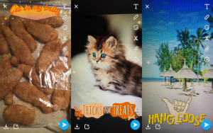 Snapchat Suggests new Filters with Object Recognition Feature