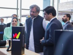 PM Shahid Khaqan Abbasi Inaugurates New Telenor Pakistan Campus 345