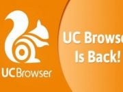 UC Browser is Back to Android Play Store