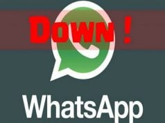 Whatsapp Shuts Down for Users across the World