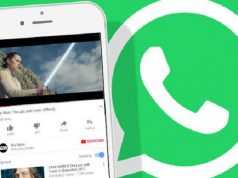 WhatsApp for iPhone Now Lets you Play YouTube Videos Without Leaving App