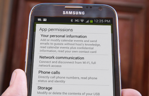 Why Mobile Apps Ask for Access to a Wide Range of Permissions?
