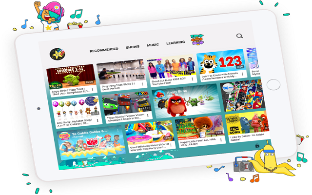 YouTube Kids Now Allow Kids to Update their Own Profiles