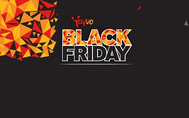Yayvo to Launch Second Black Friday Event Sale