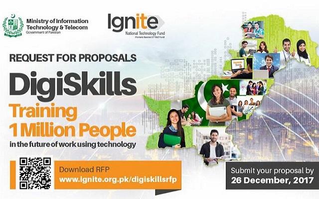 Ignite Starts Getting Applications For DigiSkills Training Program