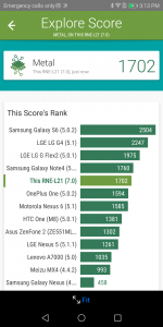 huawei mate 10 lite vellamo scores and comparison