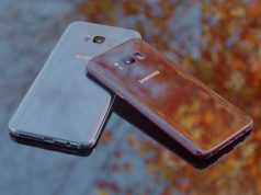 Samsung Launches Burgundy Red Galaxy S8