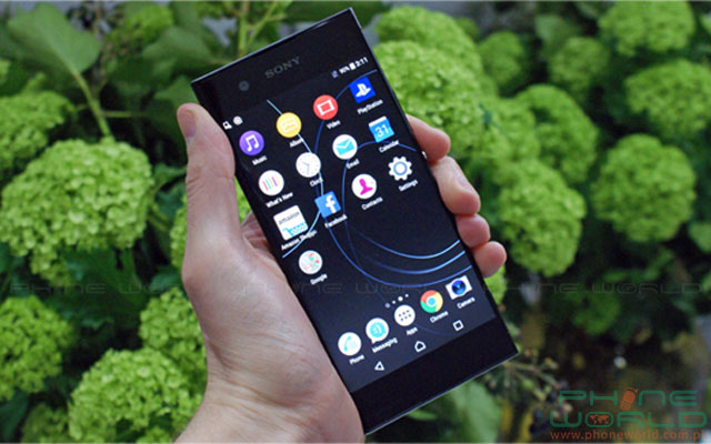 SONY XPERIA A1 Review