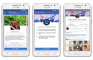 Facebook's New Community Tools Help You Become a Mentor