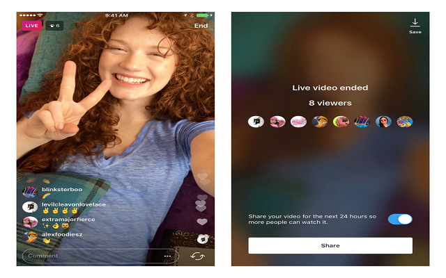 Instagram now allows optional photo and video message replays