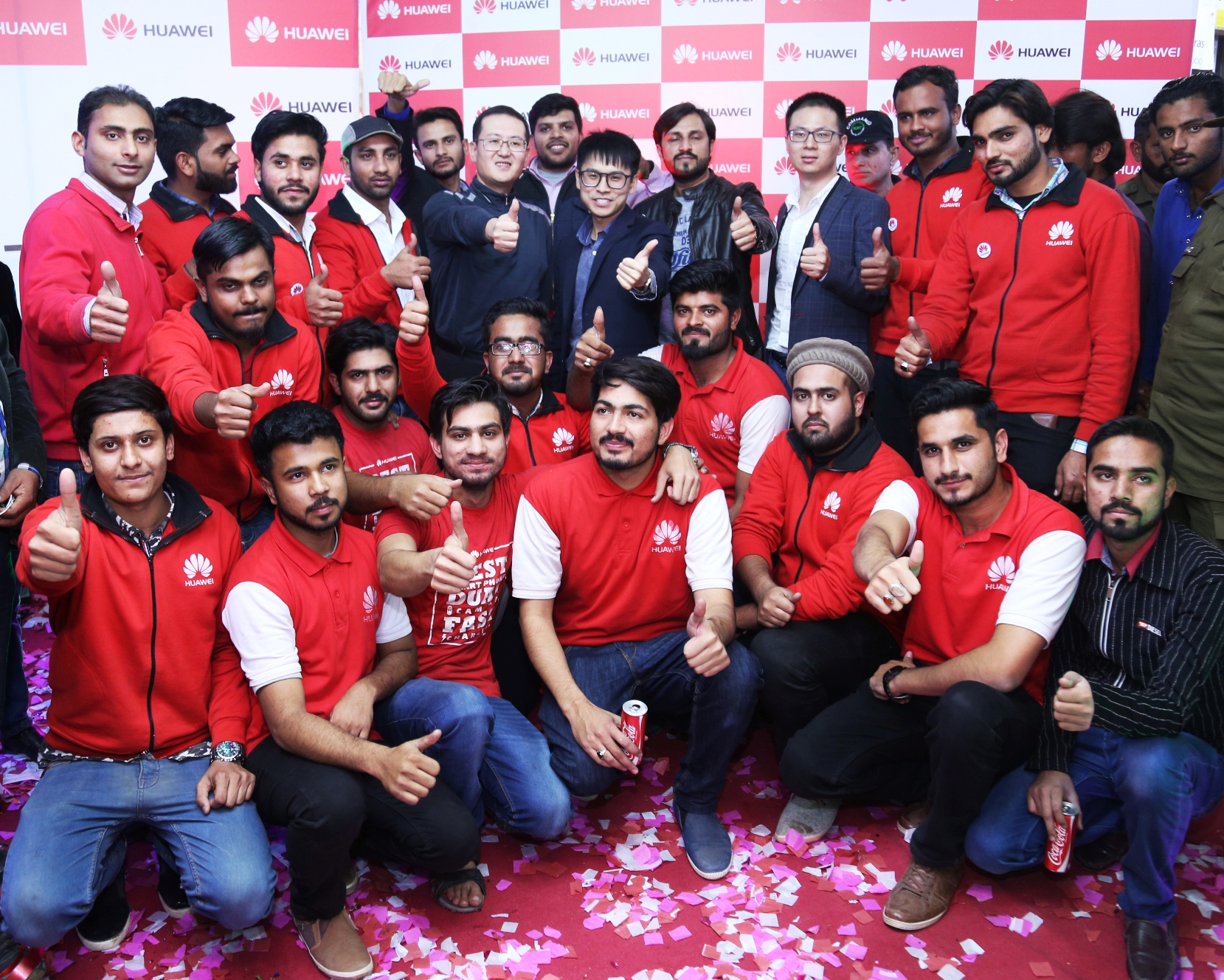 HUAWEI Shows its Love for the People of Sargodha