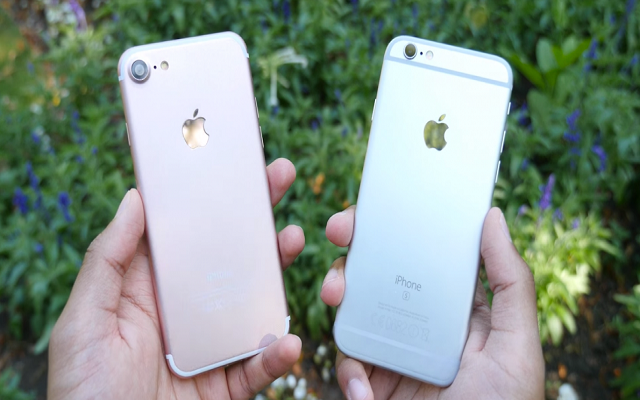 Apple is limiting the processing speed on phones with older batteries