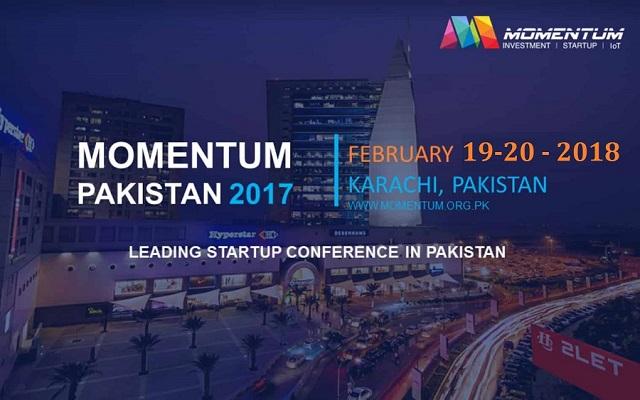 Facebook, Amazon & Microsoft to Mentor Pakistani Entrepreneurs at Momentum Pakistan 2018