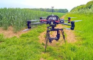 Farmers to use Drone Technology in Pakistan for Good Yield
