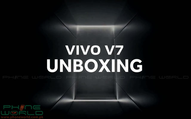 Vivo V7 Unboxing, Features and Specifications