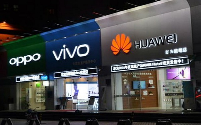 Huawei, OPPO and Vivo to Cut Down Smartphone Production by 10% in Q4 2017