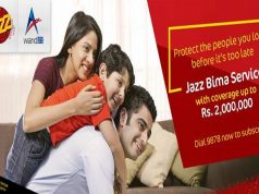 Jazz Introduces Hassle Free Insurance Facility