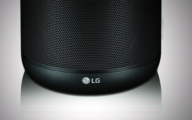LG is launching a ThinQ smart speaker with Google Assistant built in