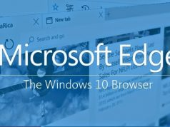 Microsoft Edge Surpasses 1 Million Downloads