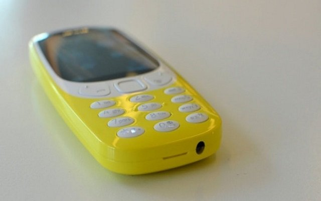 Nokia to Introduce a New Version of 3310 with 4G