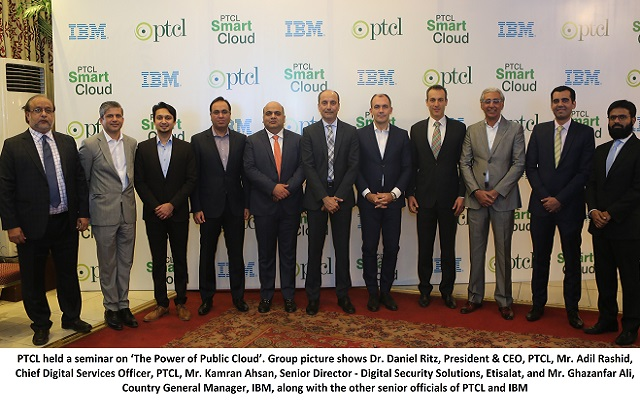 PTCL Envisions Pakistan's Digital Transformation