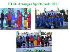 PTCL Arranges Sports Gala 2017