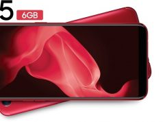 OPPO Launched F5 6GB