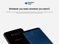 Repair your Galaxy Smartphone with Samsung Premium Care Service