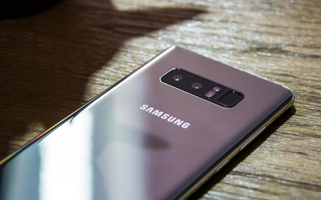 Galaxy Note 8 Phones Won't Charge or Turn On when Battery Hits Zero