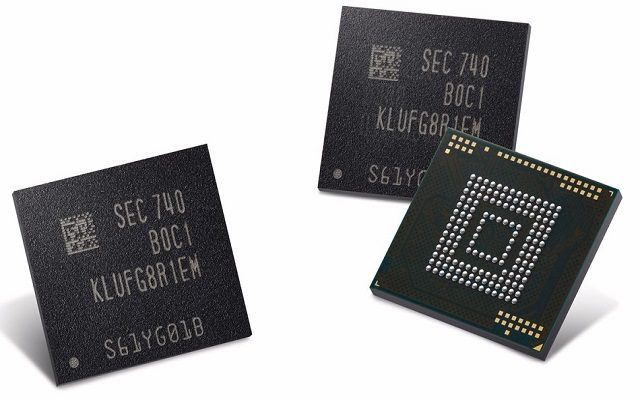 Samsung's Latest 512GB Chip will Boost your Smartphone's Storage