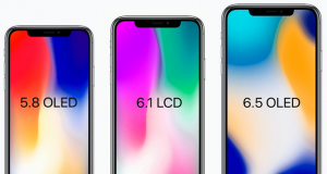 "Apple to Launch 6.5"" iPhone X Plus & Low Priced 6.1"" iPhone SE2 in 2018"