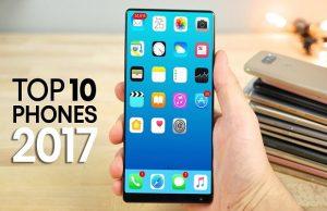 Top 10 Hottest Smartphones 2017 in Pakistan