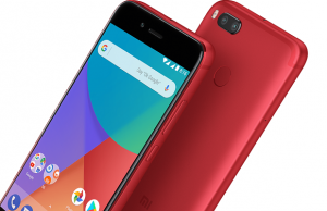 Xiaomi Launches Special Edition of Mi A1 in Stunning Red Color