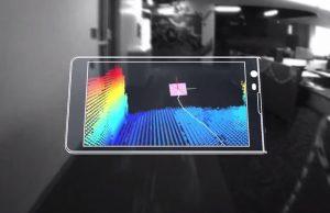 Google Tango Augmented Reality Project