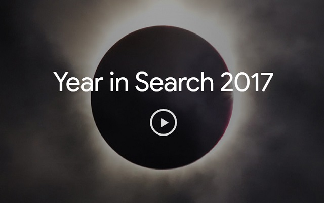 2017's Top Trending Searches