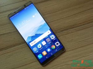 huawei mate 10 pro front body