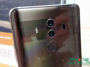 huawei mate 10 pro back camera lens fingerprint