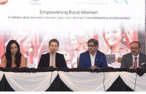 JazzCash, Unilever, Karandaaz and Women's World Banking Collaborate