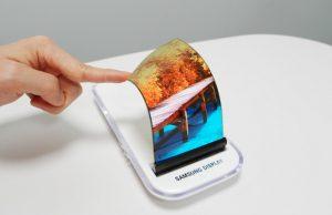 Foldable Galaxy X Phone