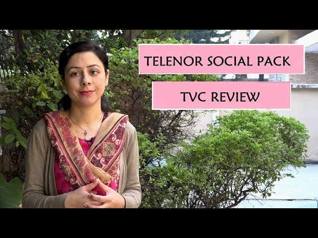 Photo of Telenor Social Pack TVC Review
